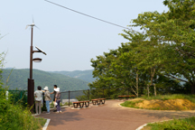 View with Ears – The North Side of Hiyoriyama Park, Ishinomaki