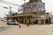 View with Ears – Intersection of Tachimachi Street and Miyagi Pr...